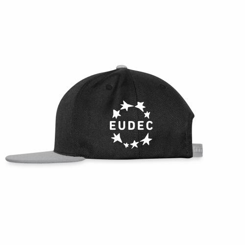 eudec logo stars - Snapback Cap