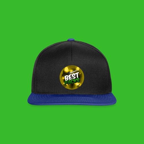 Yellow Pack Nation Logo - Snapback Cap