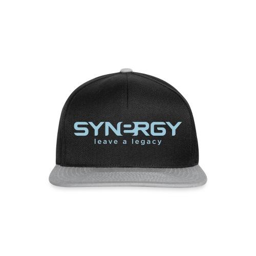 synergylogo cmyk - Snapback Cap