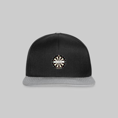 wda dartboard logo - Snapback Cap