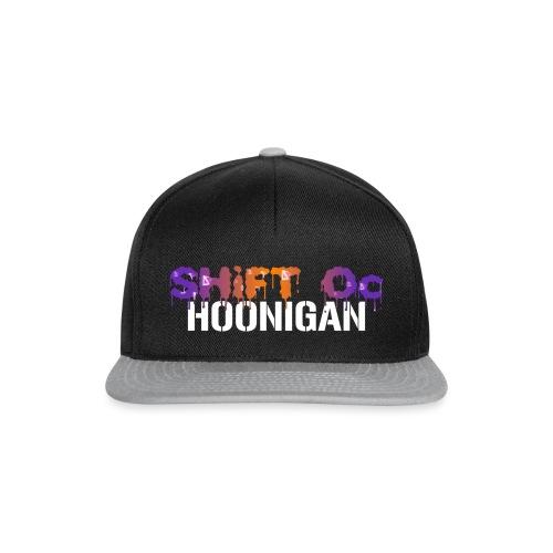 soc logo png - Snapback Cap