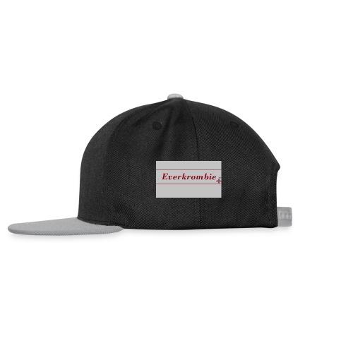 Everkrombie - Snapback Cap