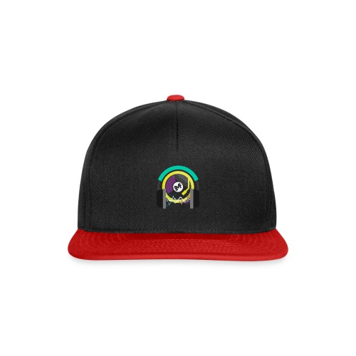 new circle snipped groß png - Snapback Cap