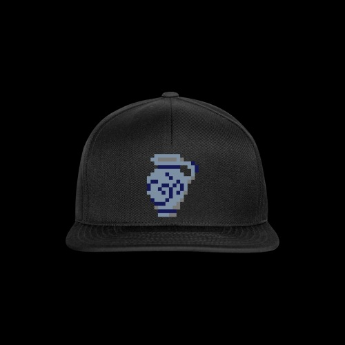 Pixel Bembel - Snapback Cap