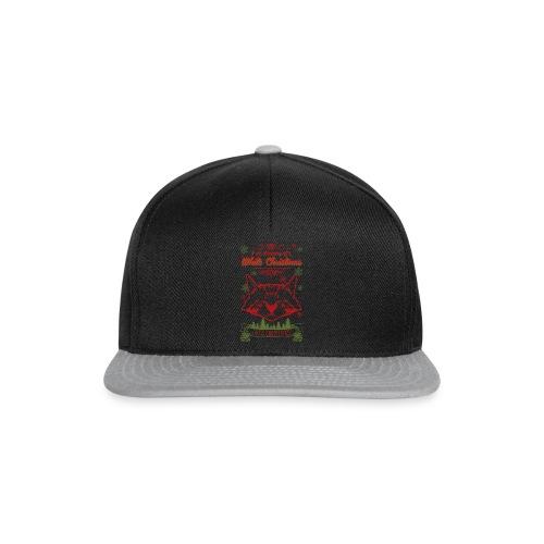 Weihnachtskatze - Snapback Cap