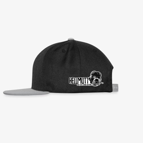 HellMutt LOGO - Snapback Cap