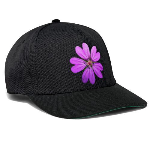 TIAN GREEN Garten - Storchschnabel 2020 01 - Snapback Cap