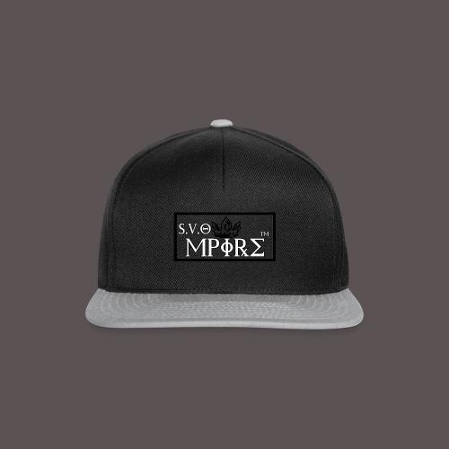 Mpire Logo - Snapback Cap