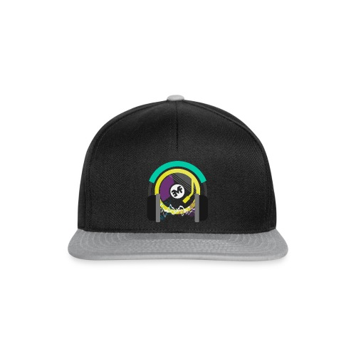 new circle snipped png - Snapback Cap