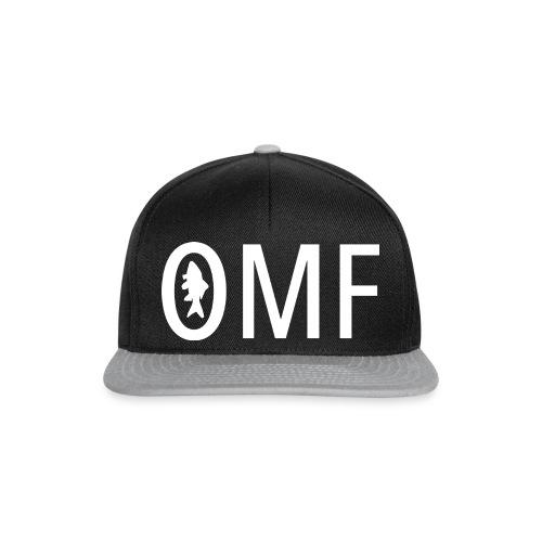 logo-spread-weiss - Snapback Cap
