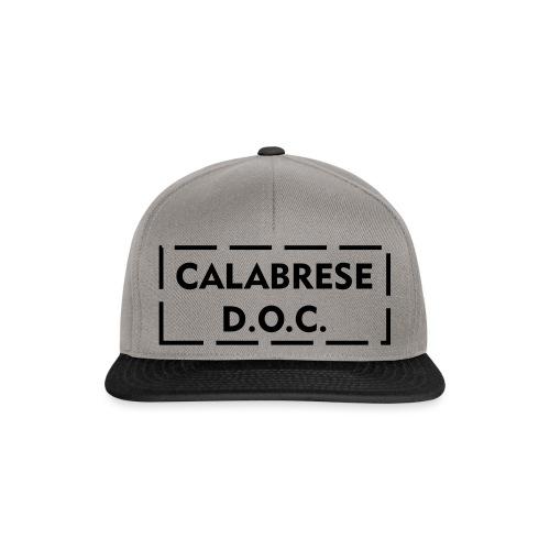 calabrese doc - Snapback Cap