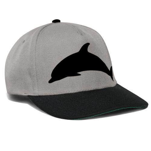 T-Shirt Dolphin - Snapback Cap