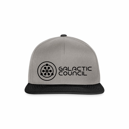 Official Galactic Council branded merchandise - Snapback Cap