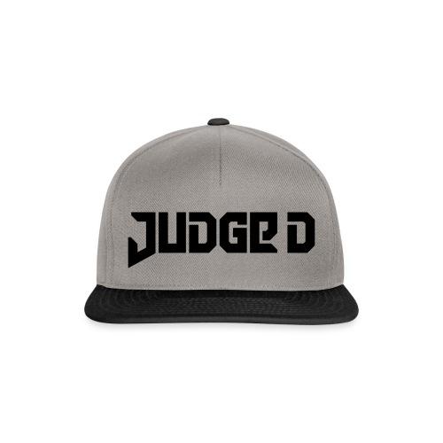 Logo_Judge_D - Snapback Cap