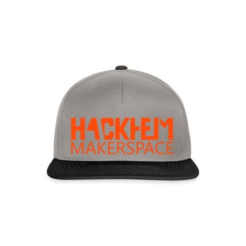 Hackheim Makerspace - Snapback-caps