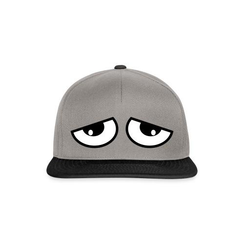 slaap ogen - Snapback cap