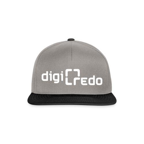 digiredo2 w - Snapback cap