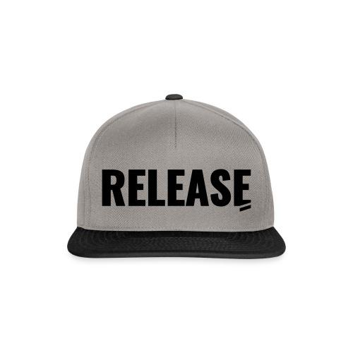 Release - Snapback Cap