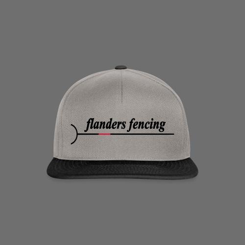 Flanders Fencing - Snapback cap