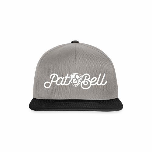 Pat&Bell Logo - Snapback Cap