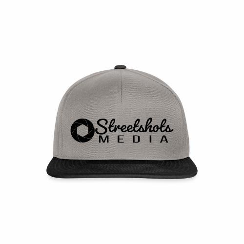Streetshots Weißspread - Snapback Cap