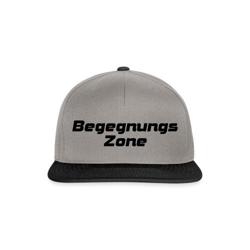 Begegnungszone - Snapback Cap