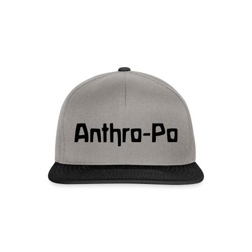 Anthro Po - Snapback Cap