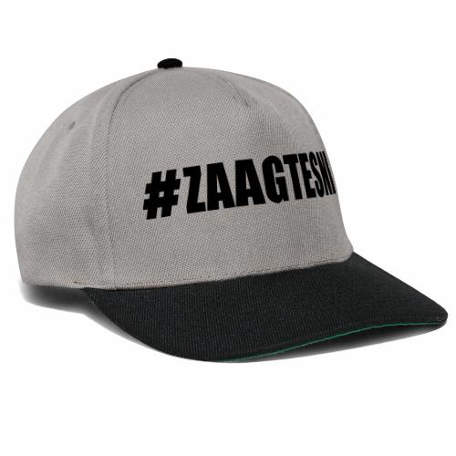 Zaagtesni - Snapback cap
