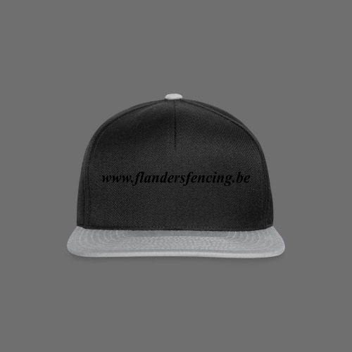 wwww.flandersfencing.be - Snapback cap