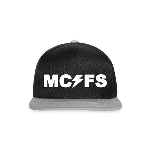 mcfs - Snapback Cap