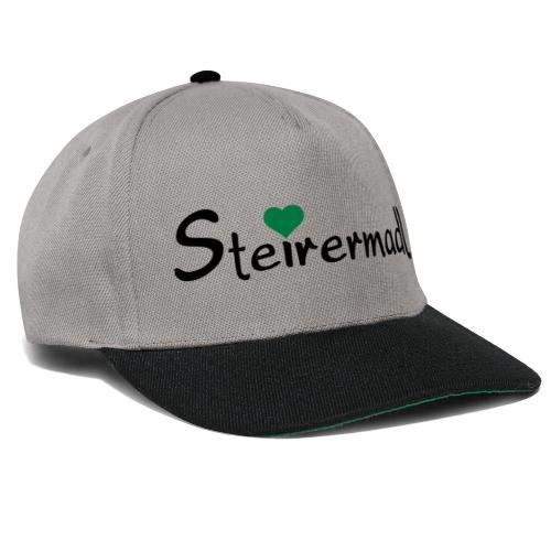 Steirermadl - Snapback Cap