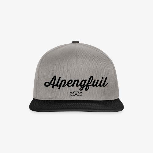 Lovely Bavarian – Alpengfuil - Snapback Cap