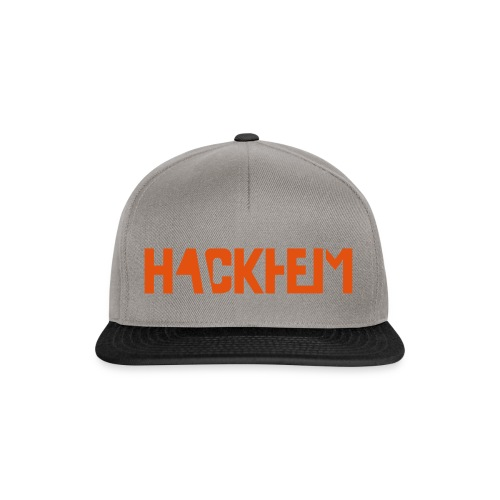 Hackheim - Snapback-caps
