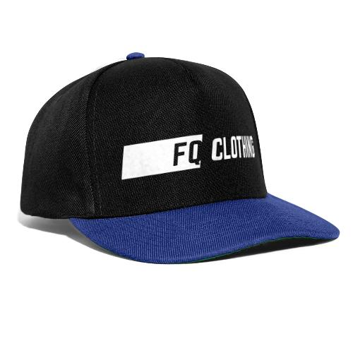 FQ Clothing - Snapback Cap