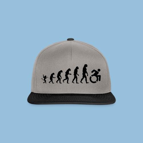 EvolutionWheelchair - Snapback cap