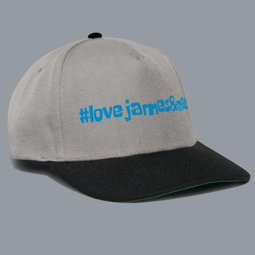 #lovejames&mac - Snapback Cap