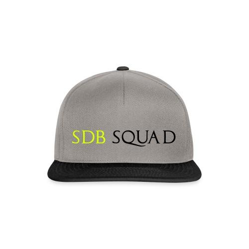 SDB SQUAD - Snapback Cap