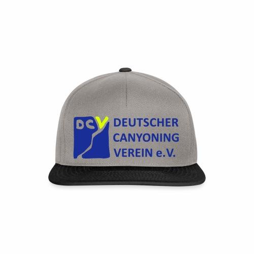 DCV Logo - Snapback Cap
