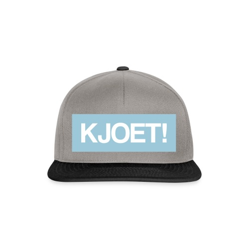 Kjoet - Snapback cap