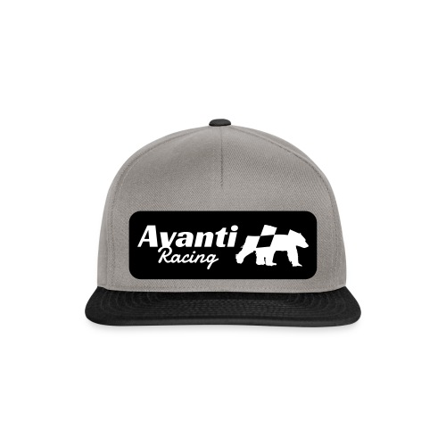 Logo Black Rectangle - Snapbackkeps
