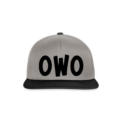 OWO - Snapback Cap