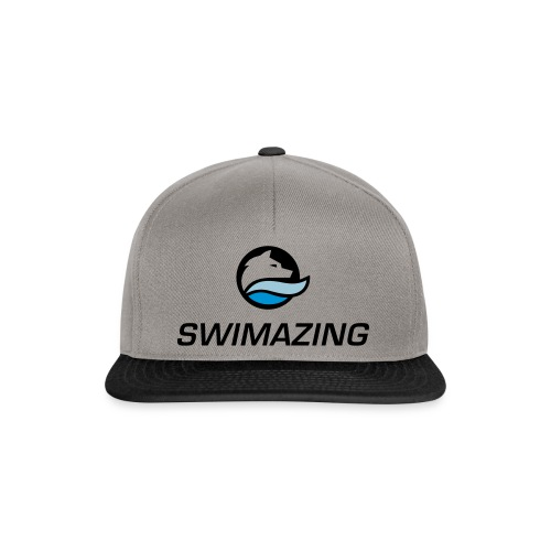RZ Logo Swimazing 1 - Snapback Cap