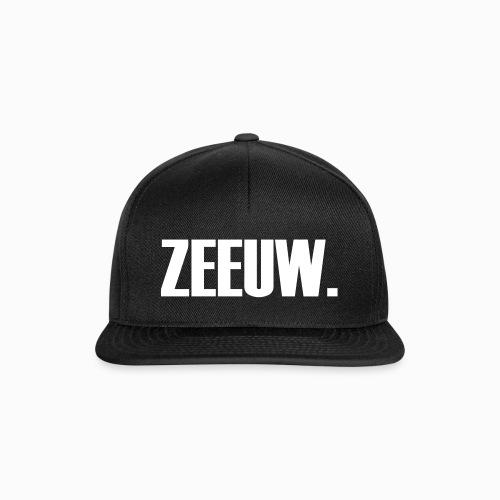 ZEEUW - Lekker Zeeuws - Snapback cap