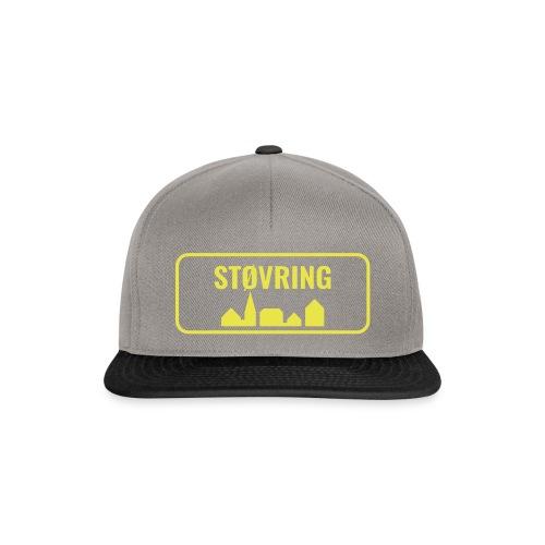 Støvring Byskilt - Snapback Cap
