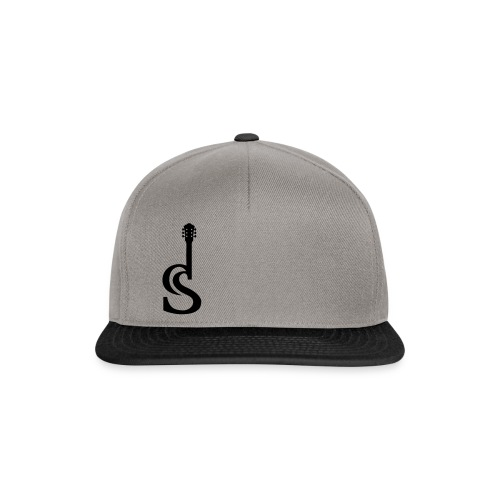 David Sehling Guitar Logo - Snapback Cap