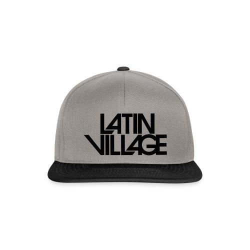 Logo Latin Village 30 - Snapback cap