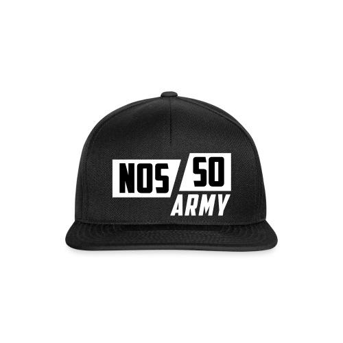 NossoArmy WIT - Snapback cap