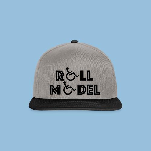 RollModel - Snapback cap