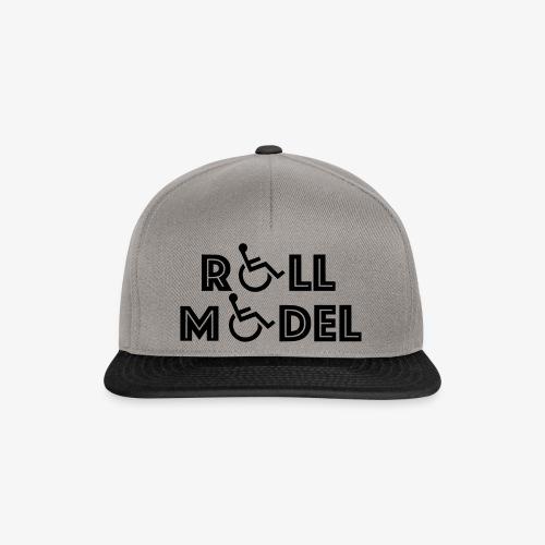 Rolstoel model - Snapback cap