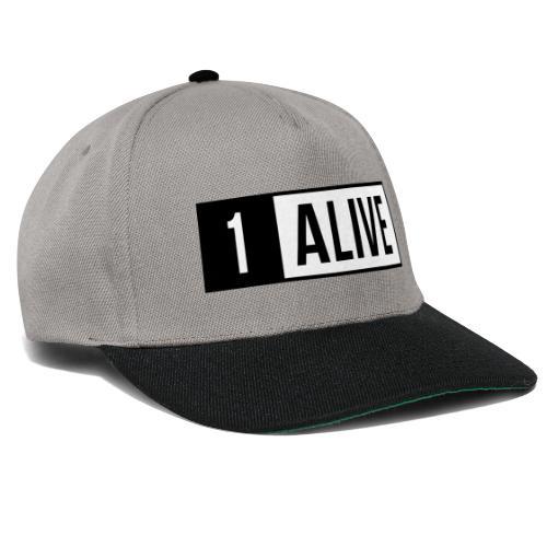 PUBG Print One Alive - Snapback Cap